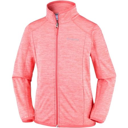 Columbia WILDERNESS WAY FLEECE JACKET - Children's fleece sweatshirt
