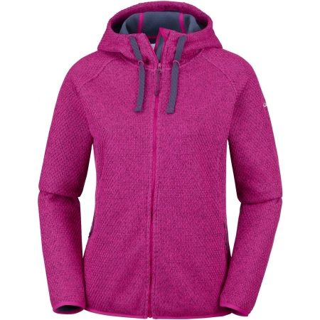 Dámska mikina - Columbia PACIFIC POINT FULL ZIP HOODIE - 1