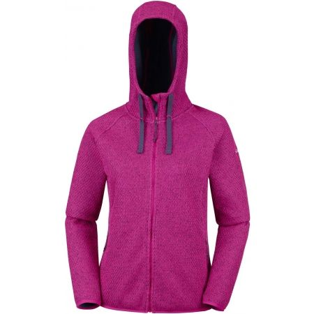 Dámska mikina - Columbia PACIFIC POINT FULL ZIP HOODIE - 3