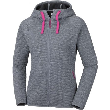 Columbia PACIFIC POINT FULL ZIP HOODIE - Dámska mikina