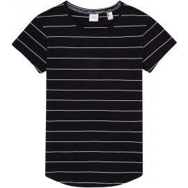O'Neill LW STRIPE LOGO T-SHIRT - Dámské triko
