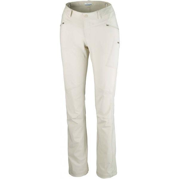 Columbia PEAK TO POINT PANT šedá 12/r - Dámské outdoorové kalhoty
