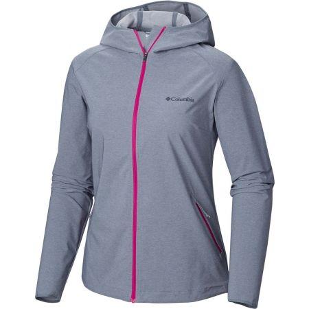Women's softshell jacket - Columbia HEATHER CANYON SOFTSHELL JACKET W - 1
