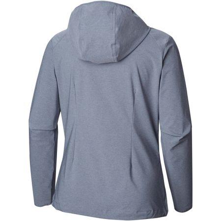 Women's softshell jacket - Columbia HEATHER CANYON SOFTSHELL JACKET W - 2