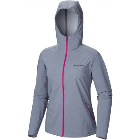 Women's softshell jacket - Columbia HEATHER CANYON SOFTSHELL JACKET W - 3