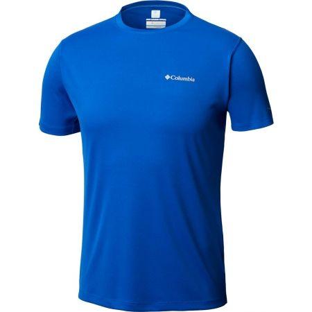 Columbia ZERO RULES SS SHRT M - Мъжка спортна тениска