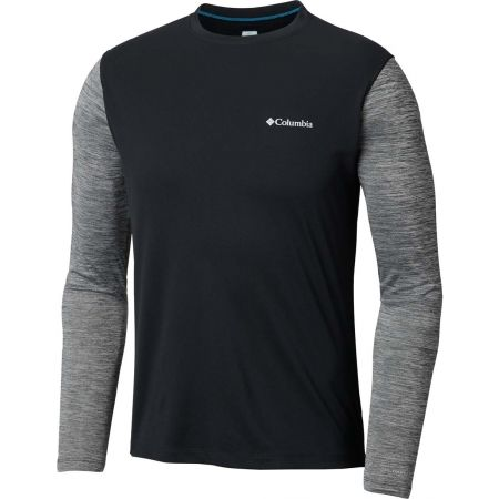Pánské sportovní tričko - Columbia ZERO RULES LS SHRT M - 1