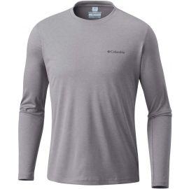 Columbia ZERO RULES LS SHRT M - Pánske športové tričko
