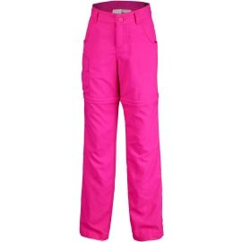 Columbia SILVER RIDGE III CONVT G - Girls' outdoor pants