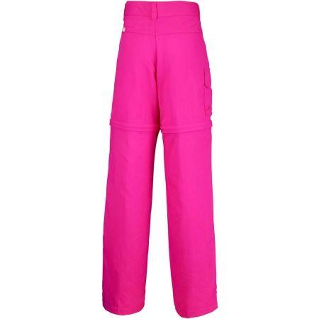 Dívčí outdoorové kalhoty - Columbia SILVER RIDGE III CONVT G - 2