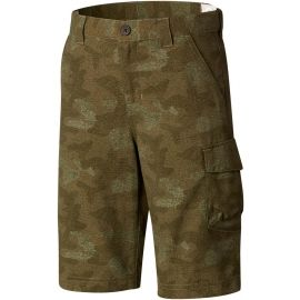 Columbia SILVER RIDGE SHORT PRINT - Boys' shorts
