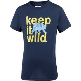 Columbia MINI RIDGE TEE - Kinder T-Shirt