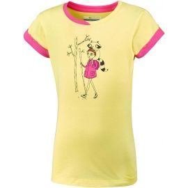 Columbia GIRLS LOST TRAIL SS TEE - Children's T-shirt