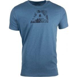 ALPINE PRO UMBERT - Pánské triko