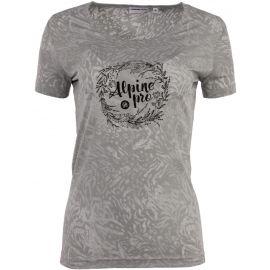 ALPINE PRO ZLOMA 2 - Dámske tričko