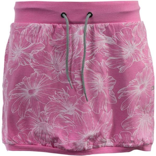 ALPINE PRO KSIA rózsaszín XL - Női szoknya