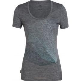 Icebreaker TECH LITE SS SCOOP PLUME WMNS - Women's functional T-shirt