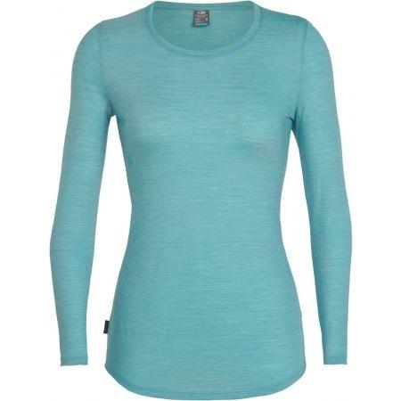 Icebreaker SPHERE LS LOW CREWE WMNS - Dámske tričko s dlhým rukávom
