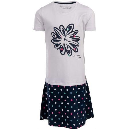 ALPINE PRO THOMASO - Dívčí šaty