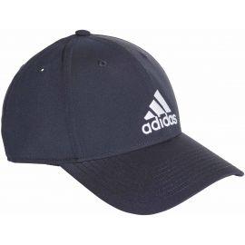 adidas 6 PANEL CAP LIGHTWEIGHT EMBROIDERED LOGO - Šiltovka