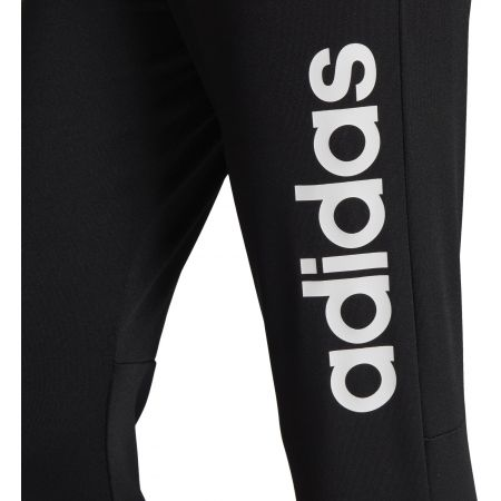 Girls' sports pants - adidas LINEAR LONG TIGHT - 10