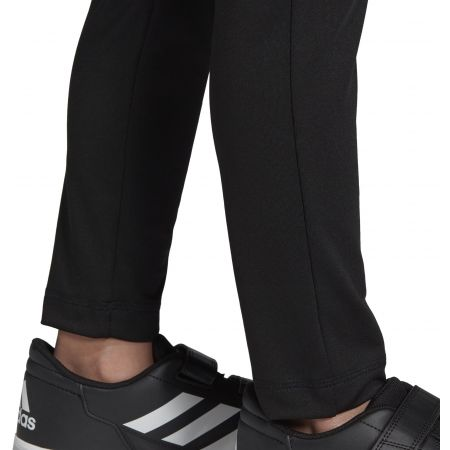 Girls' sports pants - adidas LINEAR LONG TIGHT - 13