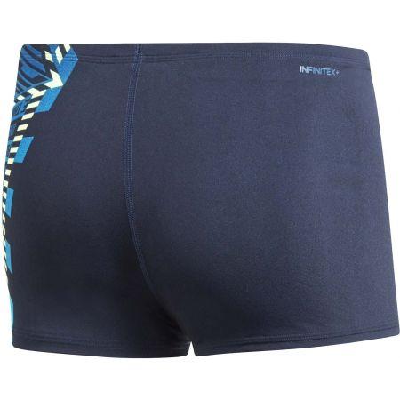 Pánské plavecké boxerky - adidas PRO PLACED GRAPHIC SWIM BOXER - 2