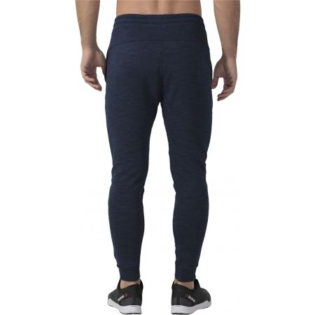 Men's pants - Reebok MARBLE MELANGE JOGGER - 6