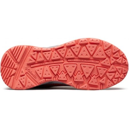 Children's outdoor shoes - Columbia CHILDRENS DRAINMAKER IV - 5