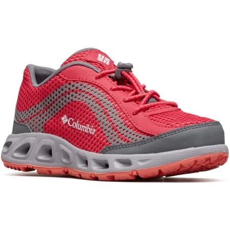 Children's outdoor shoes - Columbia CHILDRENS DRAINMAKER IV - 2