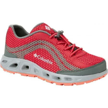 Children's outdoor shoes - Columbia CHILDRENS DRAINMAKER IV - 1