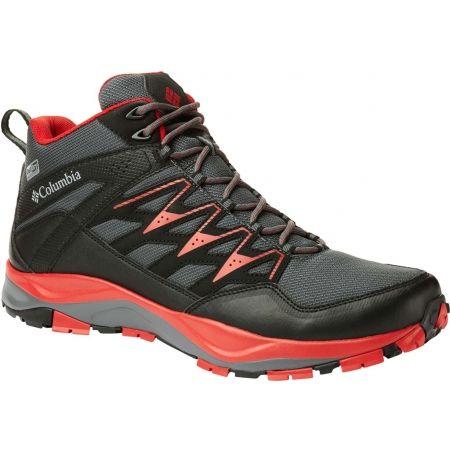 Pánska outdoorová obuv - Columbia WAYFINDER MID OUTDRY - 1