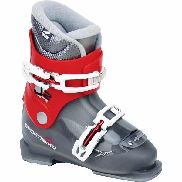 Alpina J2  18 - Detské lyžiarske topánky