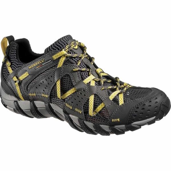 Merrell WATERPRO MAIPO M čierna 7.5 - Pánska outdoorová obuv