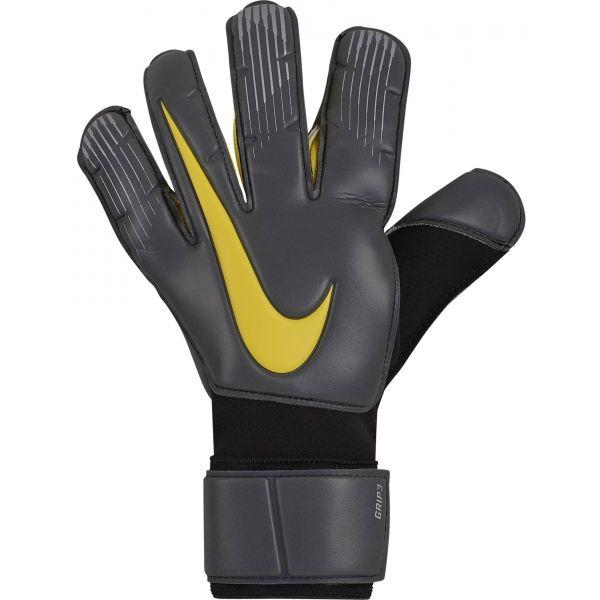 Nike GRIP 3 GOALKEEPER  8 - Pánské brankářské rukavice