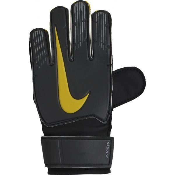 Nike JUNIOR MATCH GK  7 - Dětské brankářské rukavice