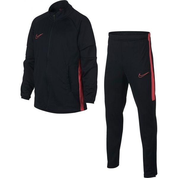 Nike DRY ACADEMY SUIT K2 černá L - Chlapecká souprava