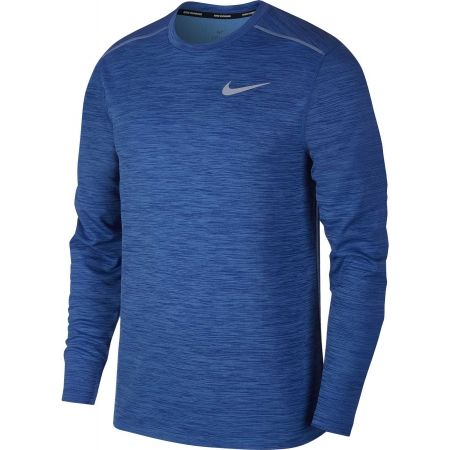 Pánské běžecké triko - Nike PACER TOP CREW - 1