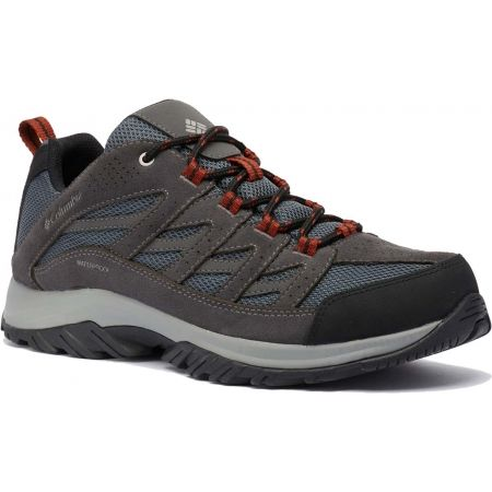 Columbia CRESTWOOD WATERPROOF M - Men's outdoor shoes