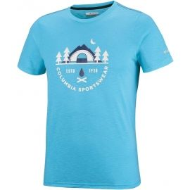 Columbia NELSON POINT GRAPHIC SHORT SLEEVE TEE - Men's T-shirt
