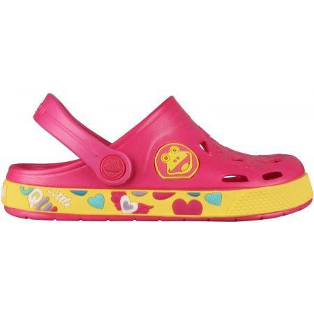 Detské sandále - Coqui FROGGY - 2