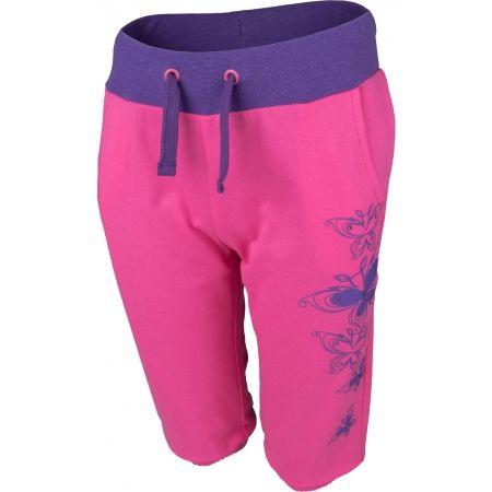 Lewro MERIEL - Girls' 3/4 length sweatpants
