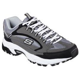 Skechers STAMINA - Мъжки ниски обувки