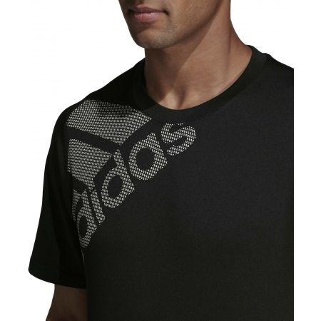 Pánske športové tričko - adidas FREELIFT BADGE OF SPORT GRAPHIC - 9
