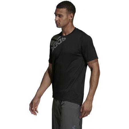 Pánske športové tričko - adidas FREELIFT BADGE OF SPORT GRAPHIC - 5
