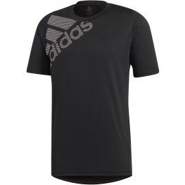 adidas FREELIFT BADGE OF SPORT GRAPHIC - Men's sports T-shirt