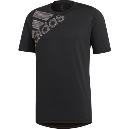 Pánske športové tričko - adidas FREELIFT BADGE OF SPORT GRAPHIC - 1