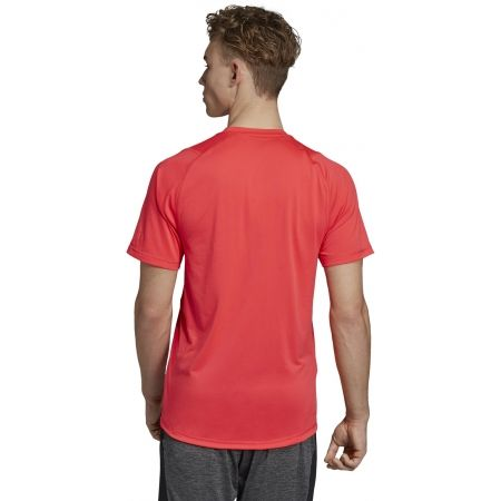 Pánske športové tričko - adidas FREELIFT BADGE OF SPORT GRAPHIC - 18