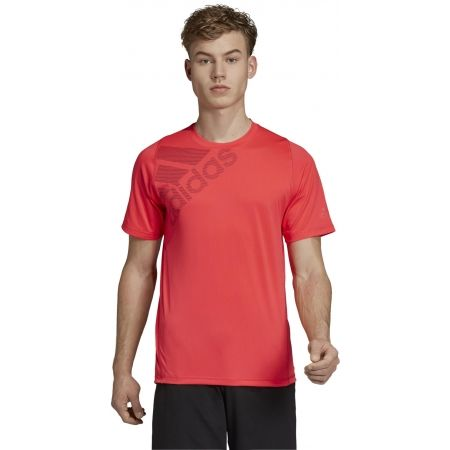 Pánske športové tričko - adidas FREELIFT BADGE OF SPORT GRAPHIC - 4