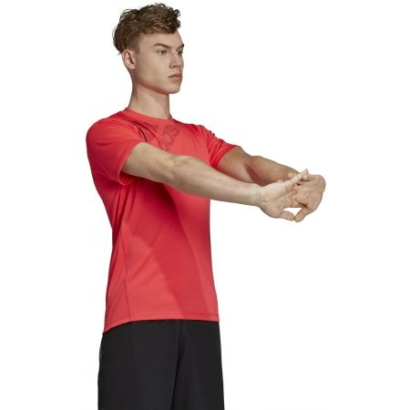 Pánske športové tričko - adidas FREELIFT BADGE OF SPORT GRAPHIC - 6